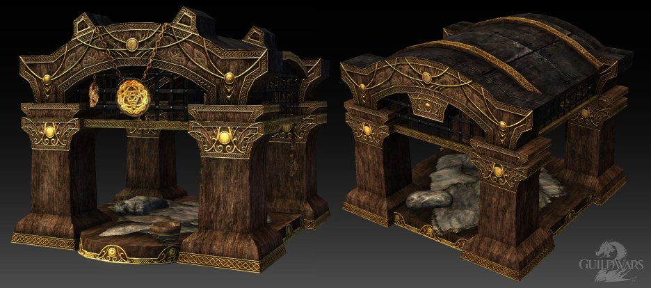 Guild Wars 2: Norn Bed (texture only)