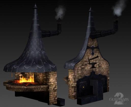 Guild Wars 2: Furnace