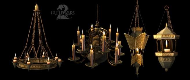 Guild Wars 2: Chandeliers