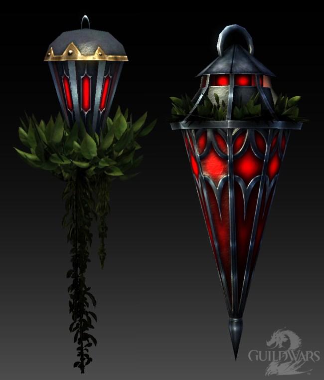 Guild Wars 2: Char Lanterns