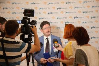 Iașul a fost în premieră gazda celei mai importante conferințe dedicate concurenței – PRIA Competition Iași – iulie 2019