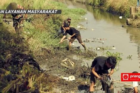 Aksi Pelaku Peduli Sungai #SelamatkanSungaiKami