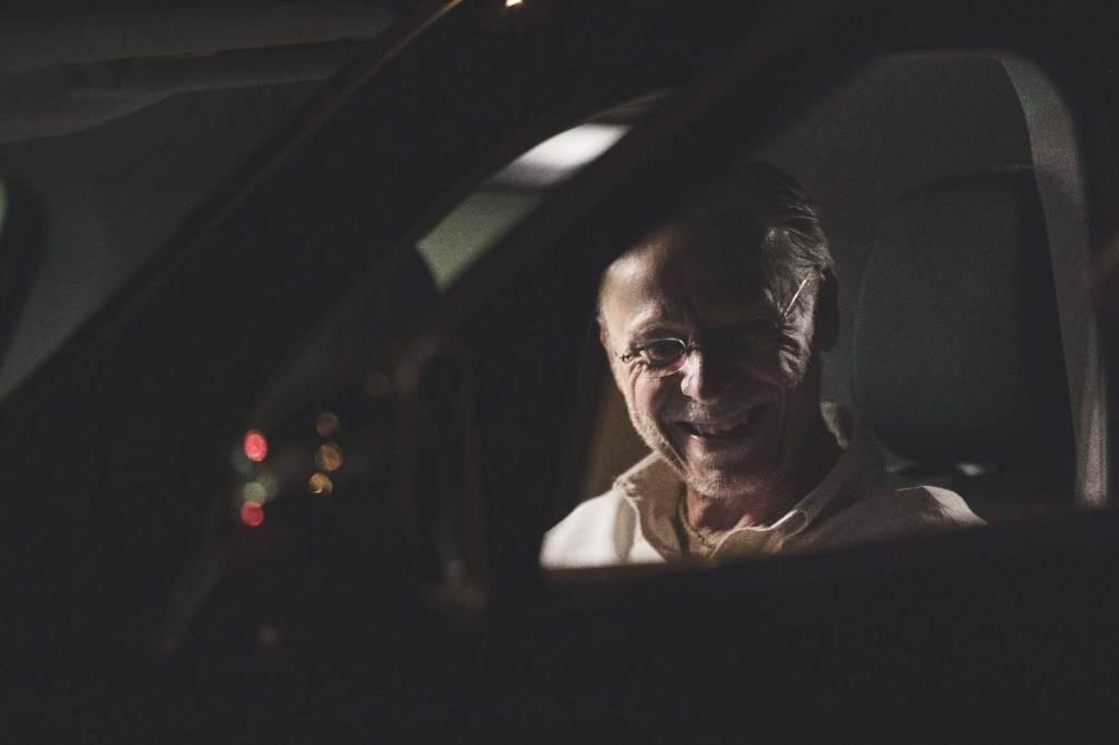 Karel Roden během natáčení snímku Promlčeno | FOTO: DonArt Production