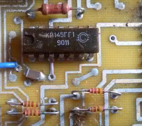 Электроника МК-41 конденсатор КМ