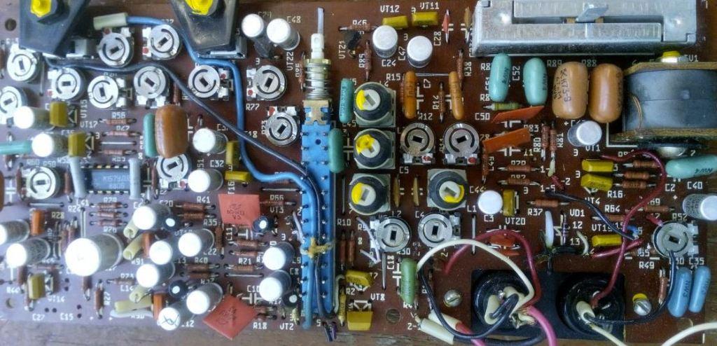 ИЖ-305С портативный кассетный магнитофон