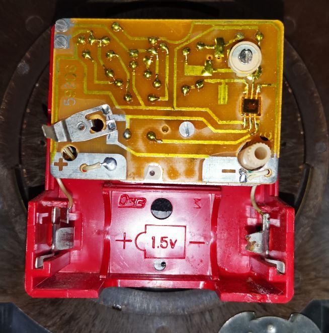 Часы Янтарь 59206 электронно-механические