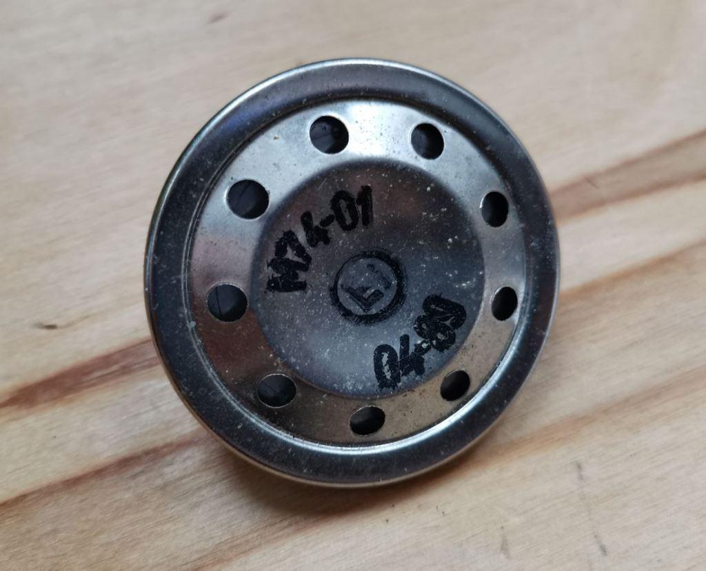 Угольный микрофон М.74-01