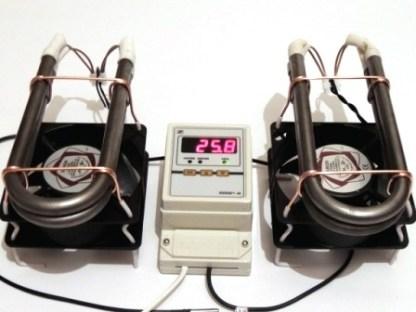 Термостат цифровой (готовое терморегулирующее устройство) для самодельного инкубатора