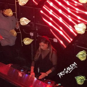 Priscila Candia - Santiago - Microclub