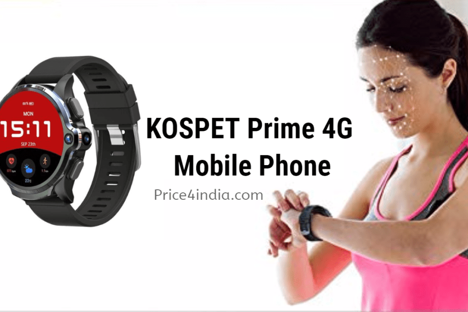 Mobile 4g Smartwatch Phone Watch