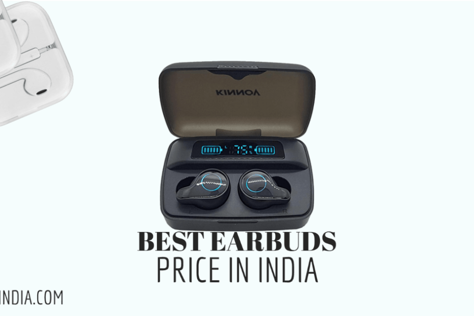 Earbuds in india