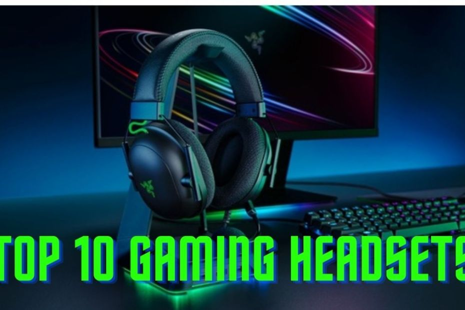 The best gaming headsets you can buy today