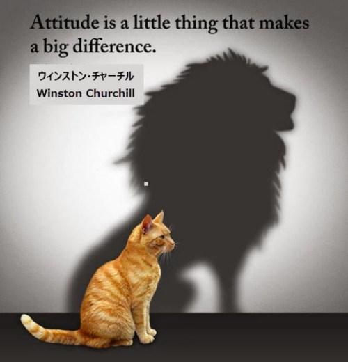 小さな態度が、大きな違いを生み出す