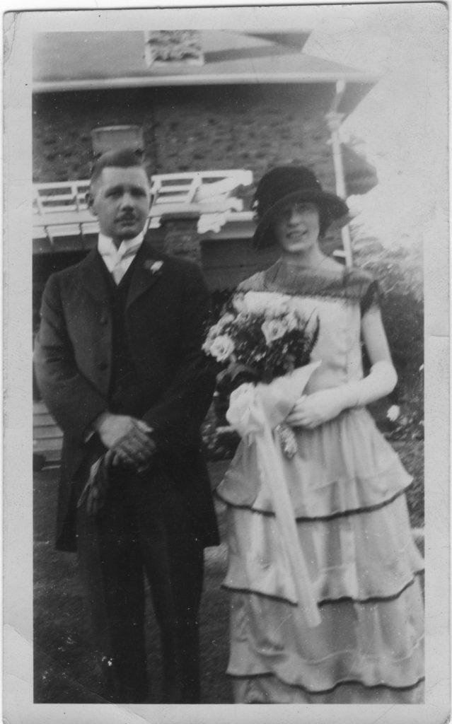 Frances Price and William Arthur Rook