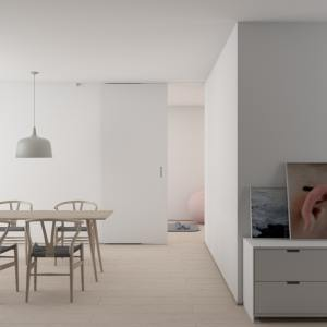 A space without clutter is a healthier environment
