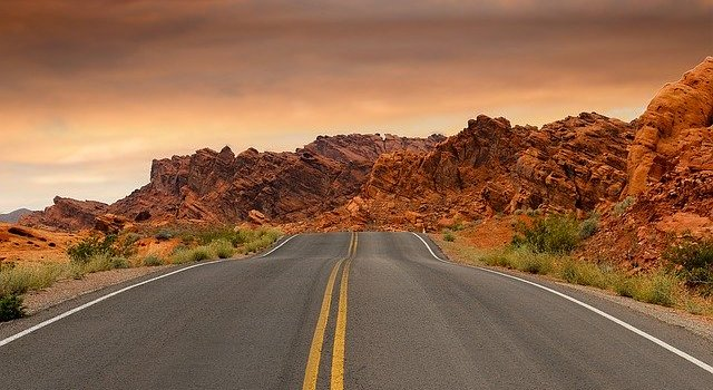 A road.