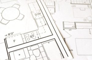 Making a project for renovating your vacation home.