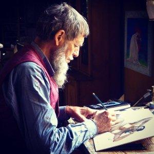 A senior drawing ideas for home decor tips for senior citizens.