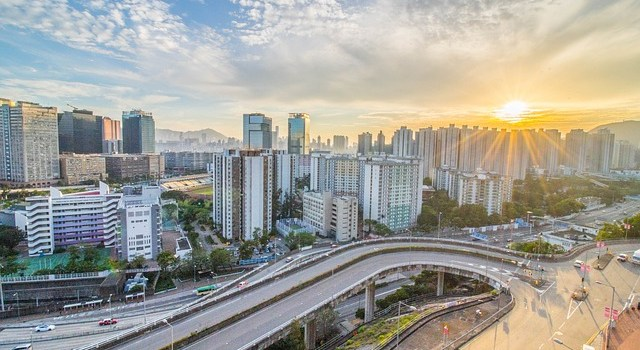 Hong Kong - If coming to this city, here is a short introduction to Hong Kong architecture.