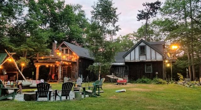 an image of a backyard, check out Backyard makeover tips