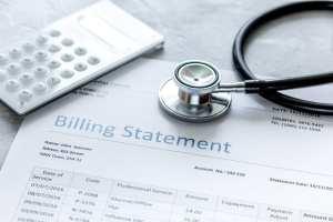 Medical Bill Invoice