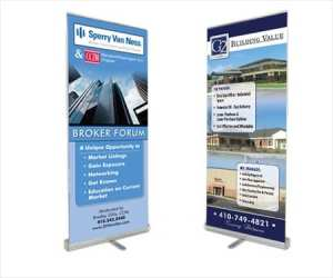 Trade Show Display Signs