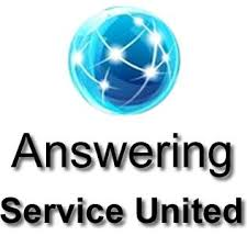 Answering Service United Logo