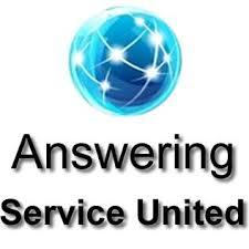 Answering Service United Logo