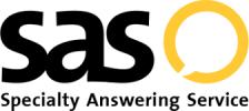 SAS Answering Service Logo