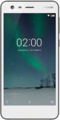 Nokia 2 (Pewter/White)
