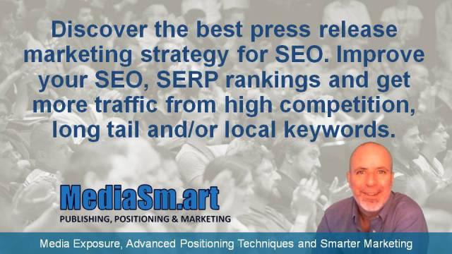 Press Release Marketing Strategy For SEO