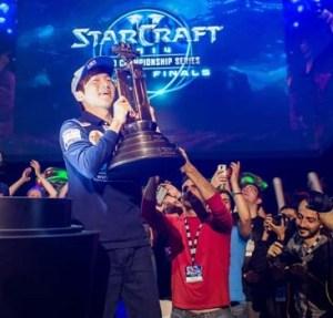 south korean eSports winner