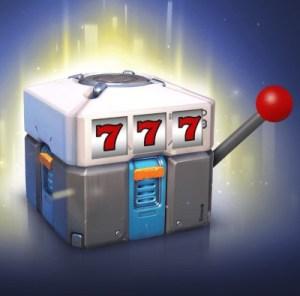 Gaming Loot Boxes Gambling