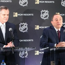 NHL and MGM agree to a Sports Betting Partnership