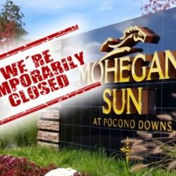 Pennsylvania Temporarily Shuts Down Gambling Venues