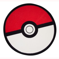 POK007 - Pokémon Pokeball Rug