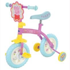 PPP162-Peppa-Pig-2-in-1-10-Training-Bike-NEW-EA3