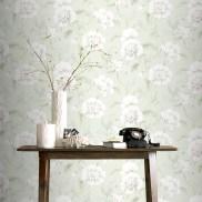 RAS127-Green-Floral-Wallpaper-EA2