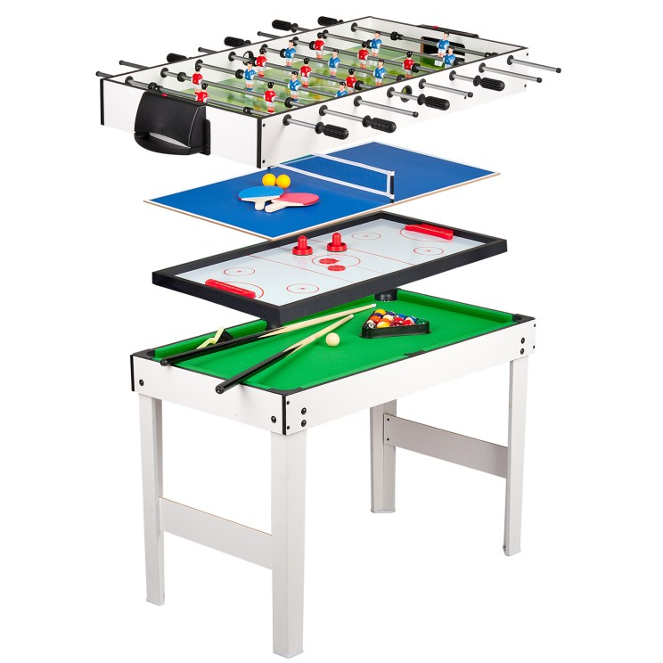 102-245900 - Leomark 4 in 1 Multi Games Table