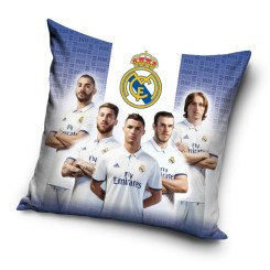 RMA111 - Real Madrid CF Stars Filled Cushion
