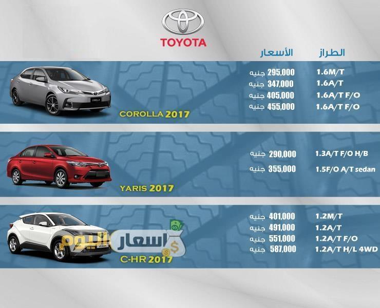 اسعار السيارات فى مصر 2019 جميع الانواع بعد التخفيضات