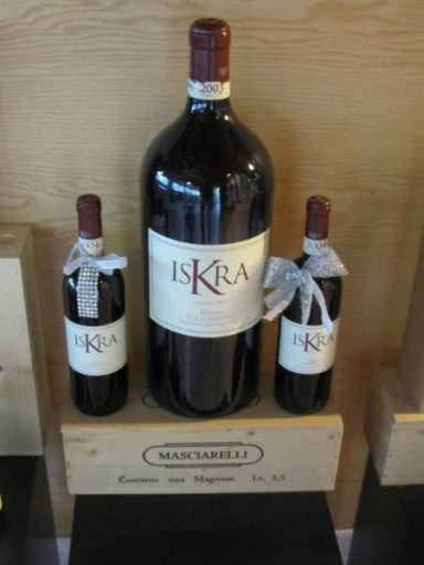 Od 50 ponuđenih reči, Đani je za ime jednog vina odabrao Iskru
