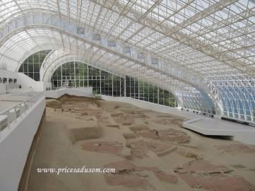 Arheološko nalazište Lepenski Vir je otkriveno 1965. godine, na samoj obali Dunava, i udaljeno je 15 km od Donjeg Milanovca