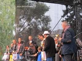 Dragan Ristić iz Turističke organizacije Kikinde proglašavao je pobednike