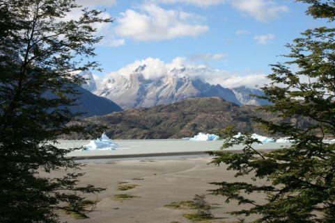 Nacionalni park na jugu Čilea