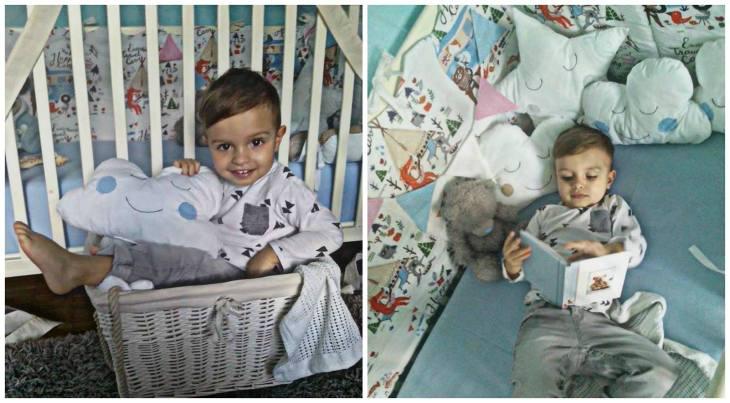 Jovana Momic posteljine za bebe