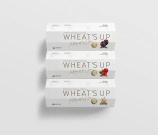 Dizajn ambalaže i branding za Grainland: Wheat's Up GDUSA Package Design Award