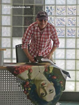 Prevodilac i stručnjak za street art Aleksandar Đorđević