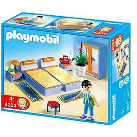 playmobil city life 4284 chambre des parents