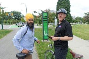 Singh.NDP.Bike